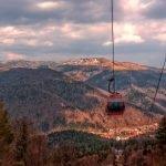 Down to Sinaia | Carpathians, Romania