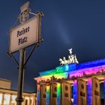 Skyline at the Brandenburg Gate | Berlin, Germany