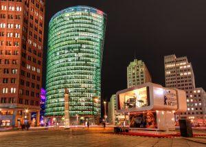 Berlinale Festival Potsdamer Platz