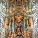 Altarpiece of the Dresden Frauenkirche | Germany
