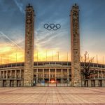 Eternal Flame | Olympic Stadium Berlin