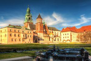 Wawel-kathedraal in Krakau (Katedra Wawelska)