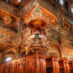 Church of Peace – Pulpit | Świdnica, Poland