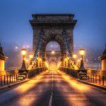 Széchenyi Chain Bridge | Budapest, Hungary
