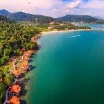 Langkawi Beach from above | Langkawi, Malaysia