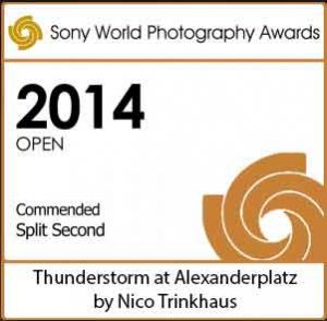Sony World Photography Awards Badge
