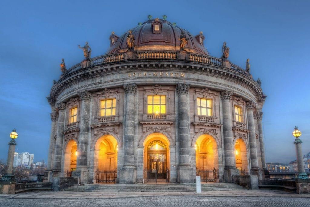Bode-Museum | Berlin, Deutschland