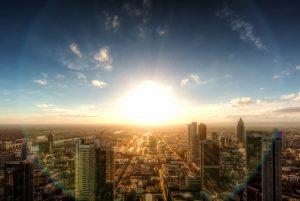 Frankfurt Skyline - Sumfinity