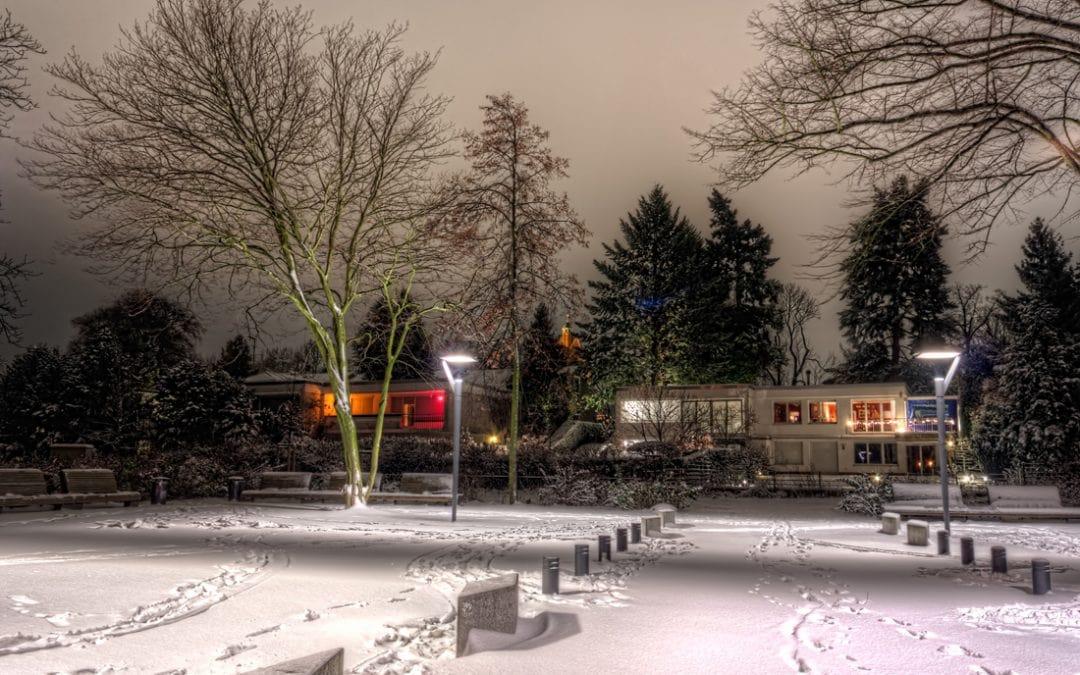 Fresh Snow | Berlin, Germany