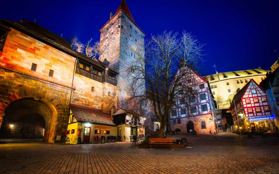 Old City Nuremberg | Germany