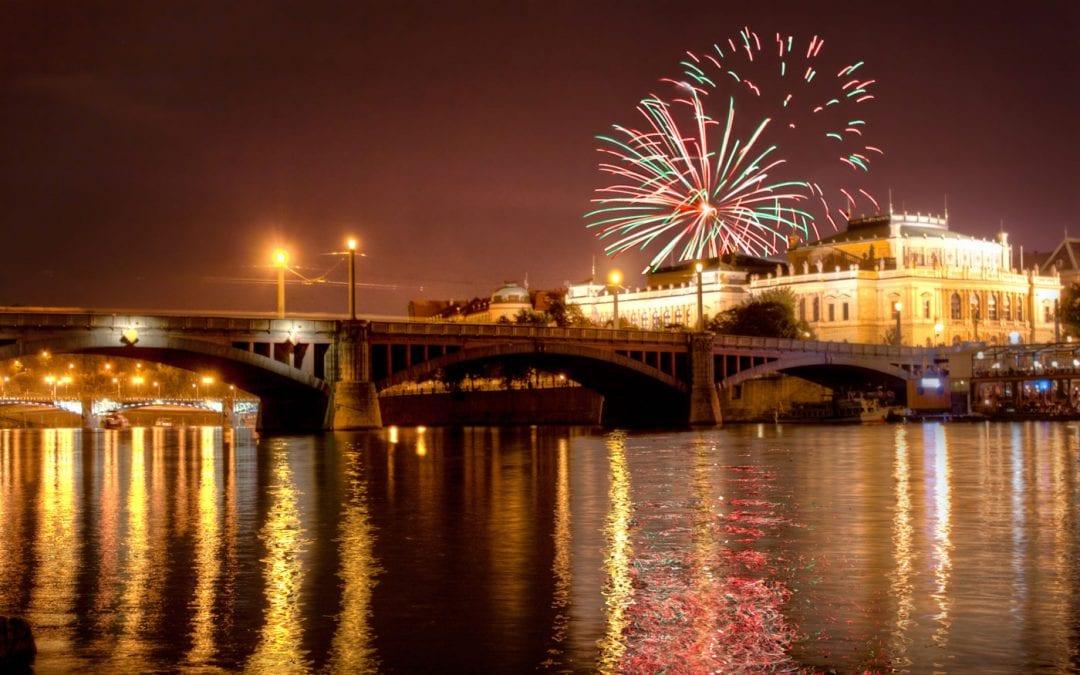 New Year's Eve | Prague, Czech Republic