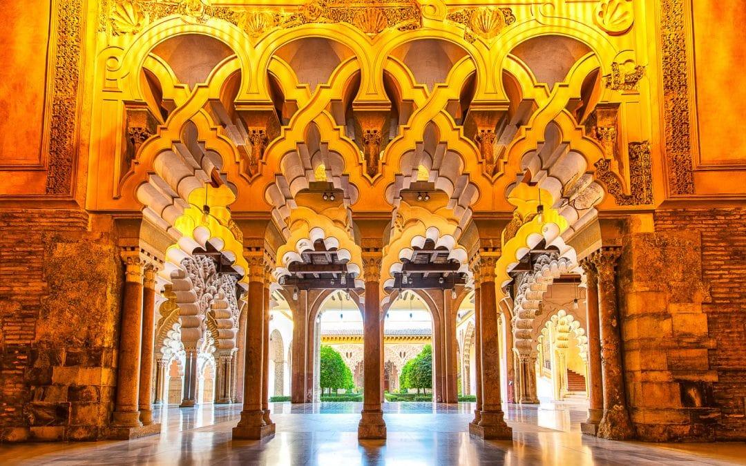 Aljaferia Palace | Zaragoza, Spain