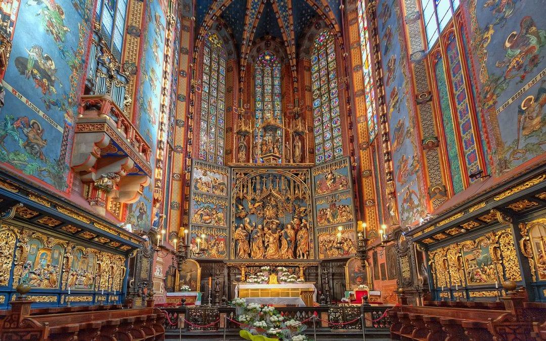 Altarpiece of Veit Stoss | Kraków, Poland