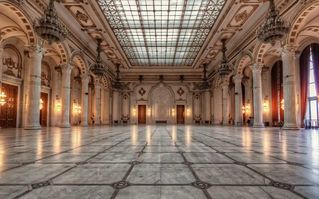 Bucharest's Palace of the Parliament – Ballroom | Romania