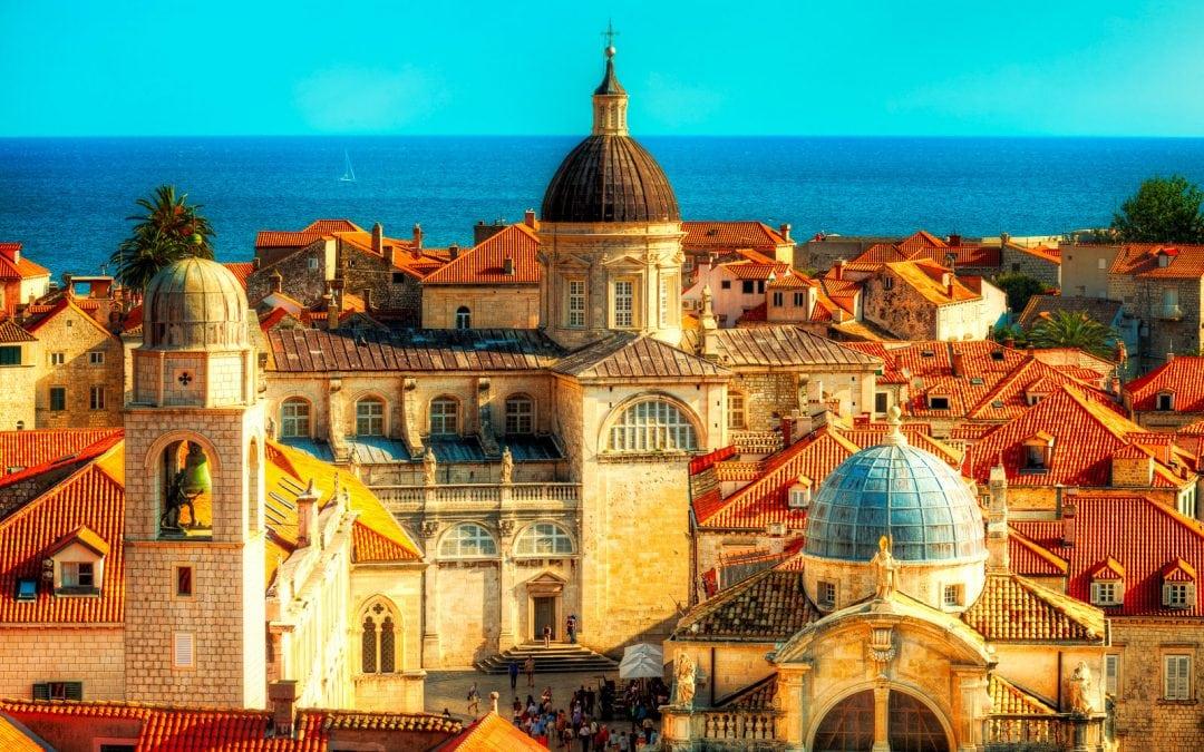 Dubrovnik`s towers | Dubrovnik, Croatia