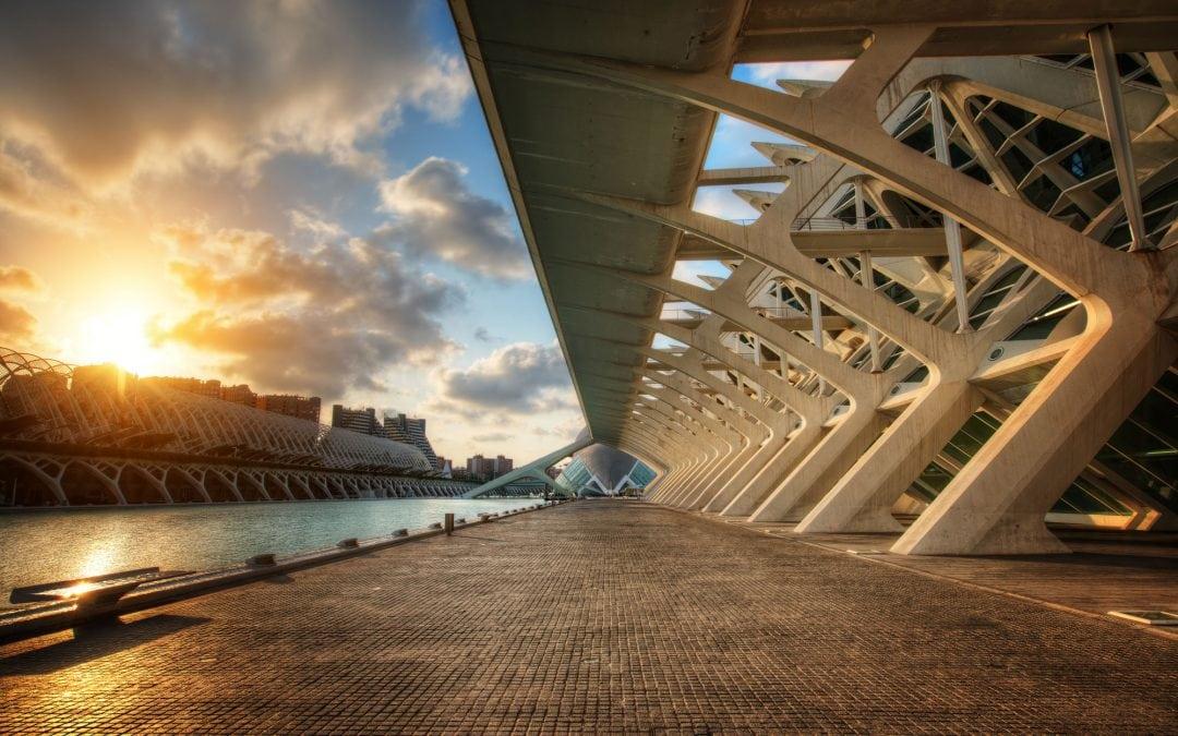 Modern Way | Valencia, Spain