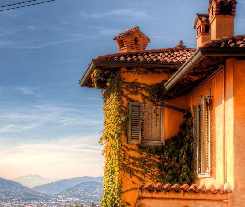Italian Architecture in Bergamo