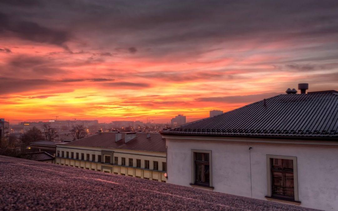 Sky over Kazimierz | Kraków, Poland