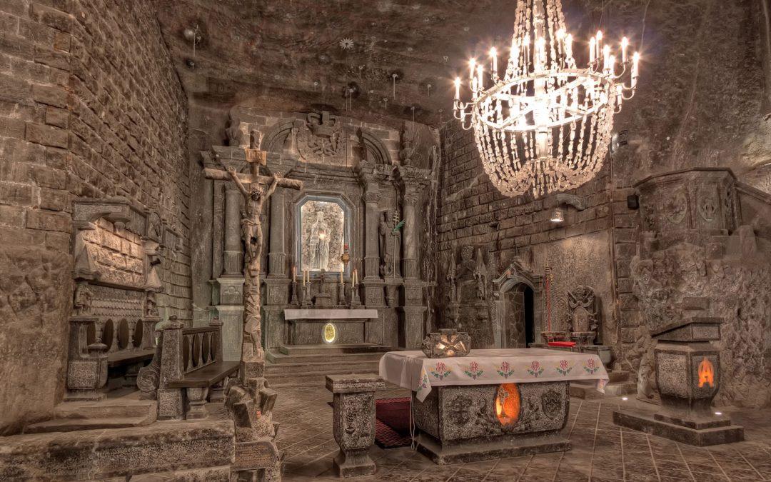 St. Kinga's Chapel | Wieliczka, Poland