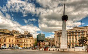 Revolutionsdenkmal | Bukarest, Rumänien