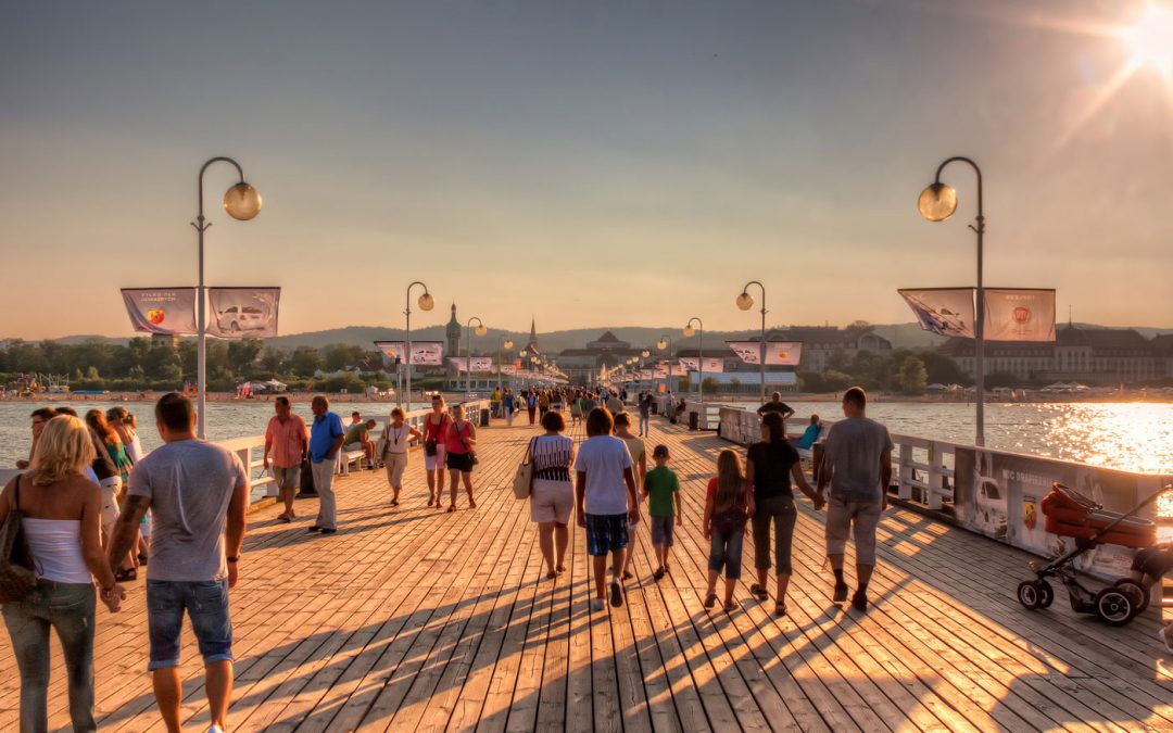 Pier in Sopot | Poland
