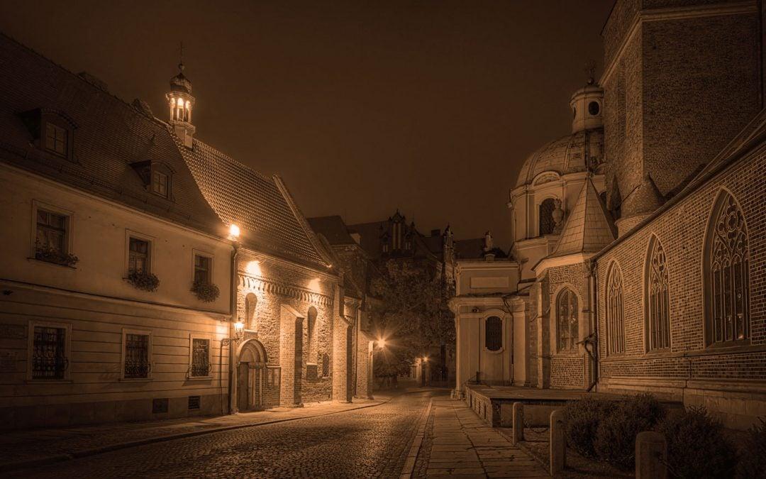 Ostrów Tumski | Wrocław, Poland