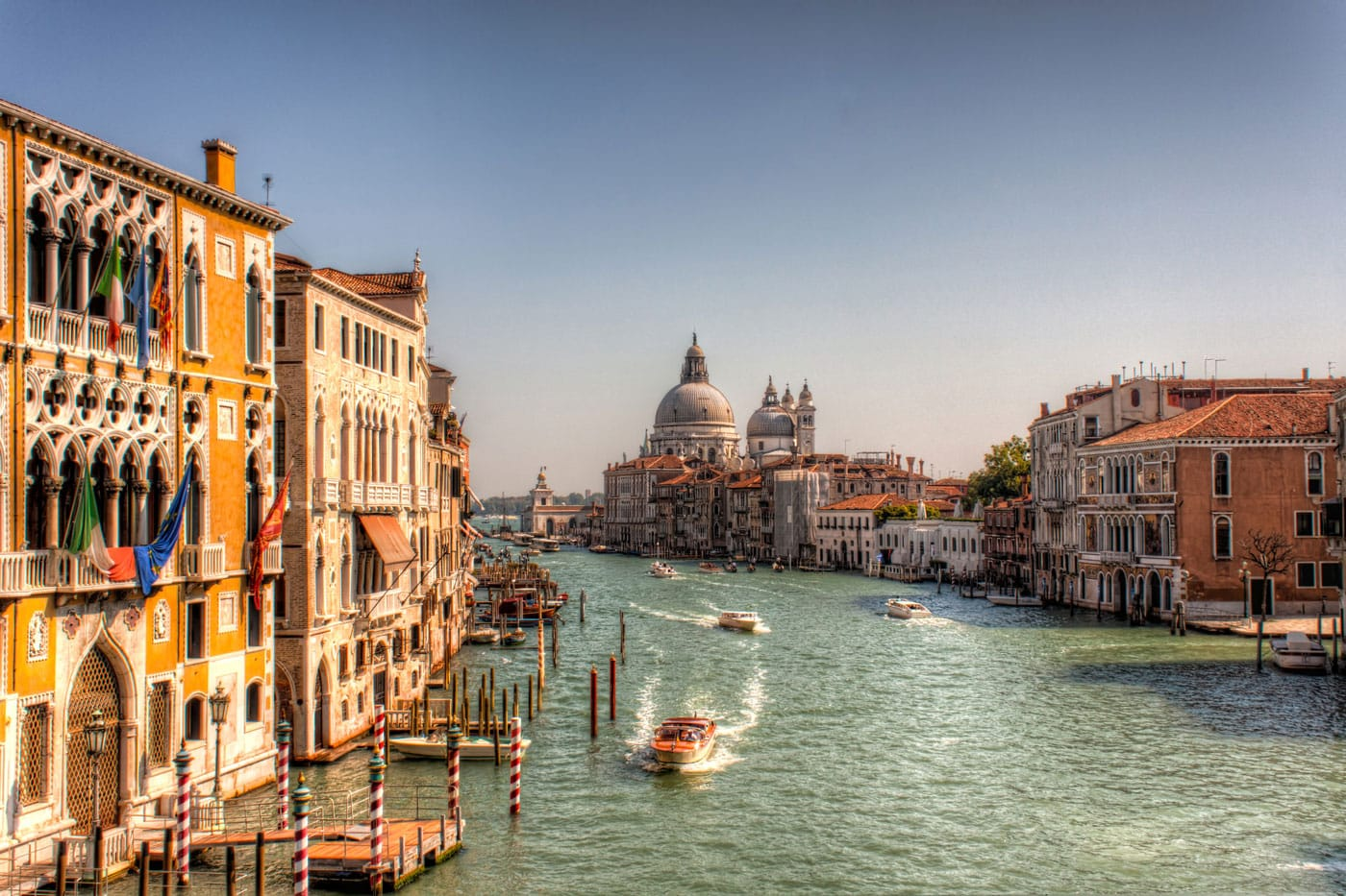 The Grand Canal | Venice, Italy