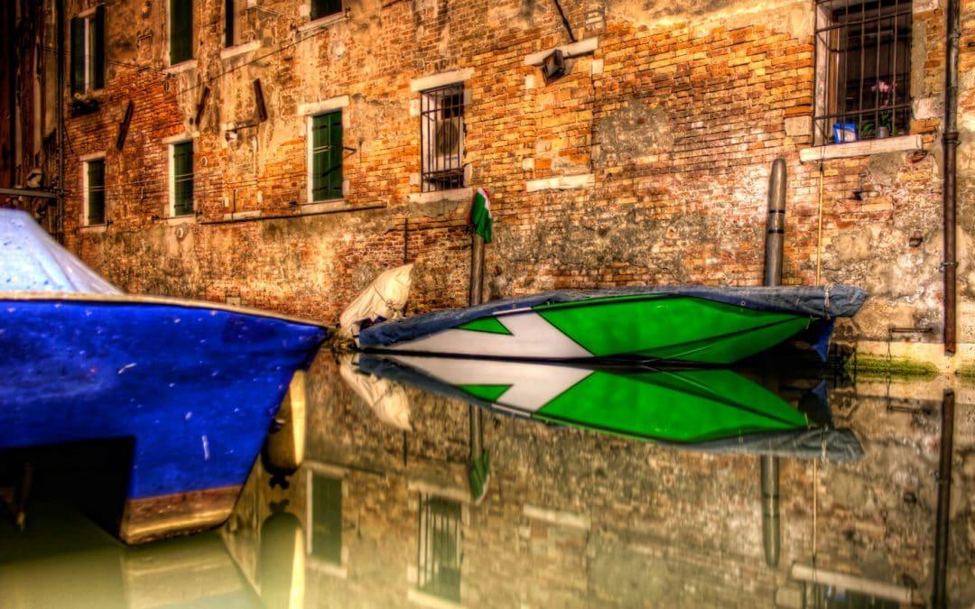 Perfect Mirror | Venice, Italy
