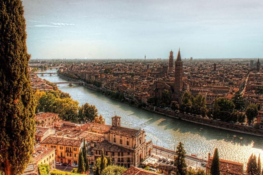 Verona Skyline