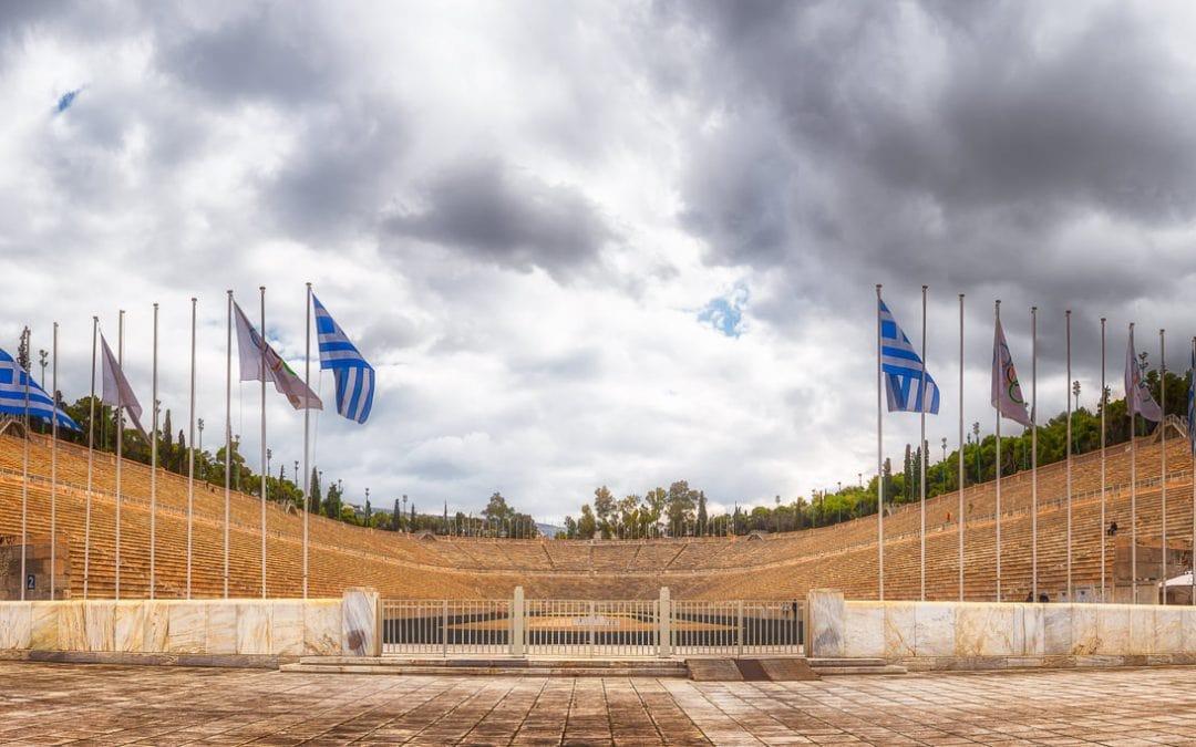 The Panathenaic Stadium – a marble miracle | Athens, Greece