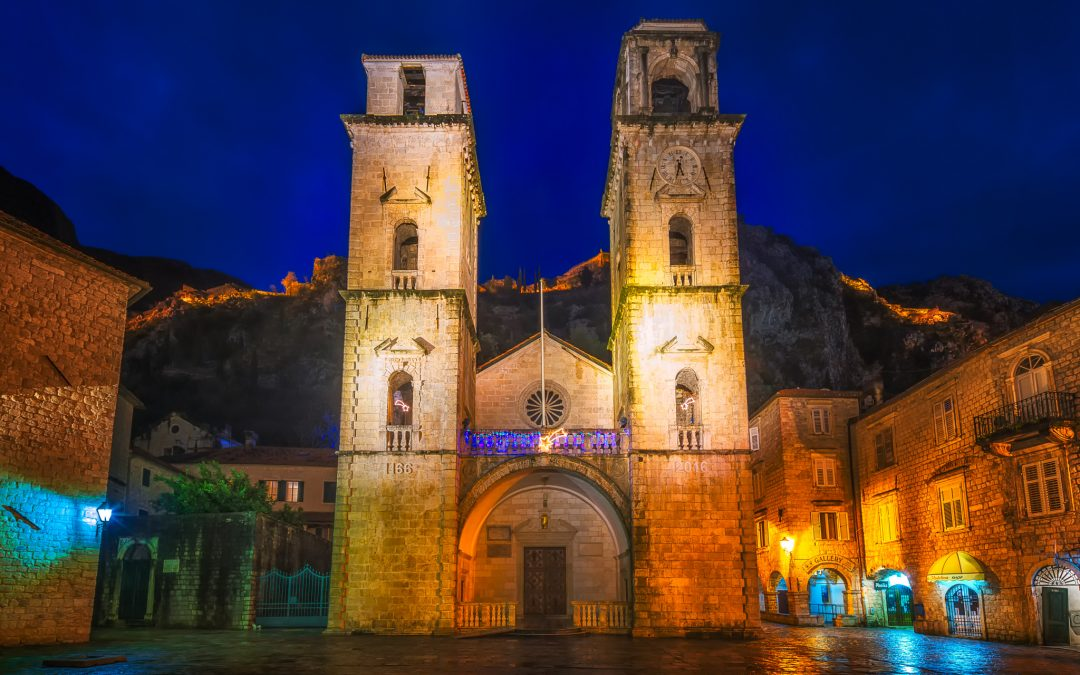 The Cathedral of Saint Tryphon | Kotor, Montenegro