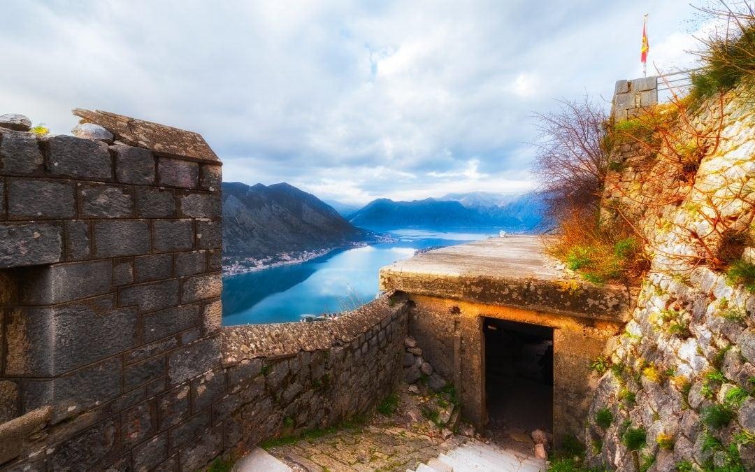Kotor ruins – daytime view | Kotor, Montenegro