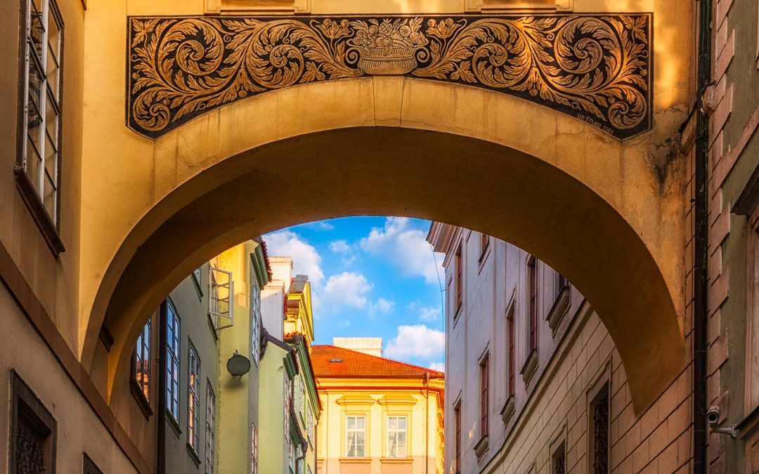 Malá Strana Alley | Prague, Czech Republic