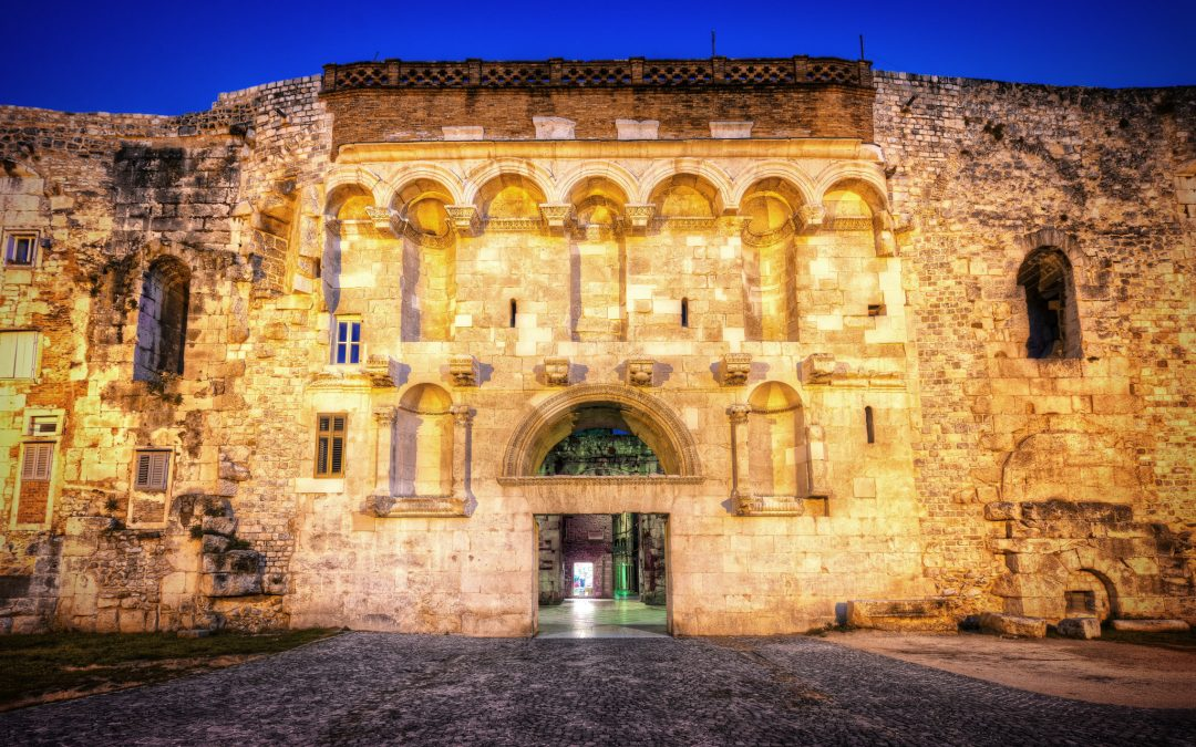 City Wall | Split, Croatia