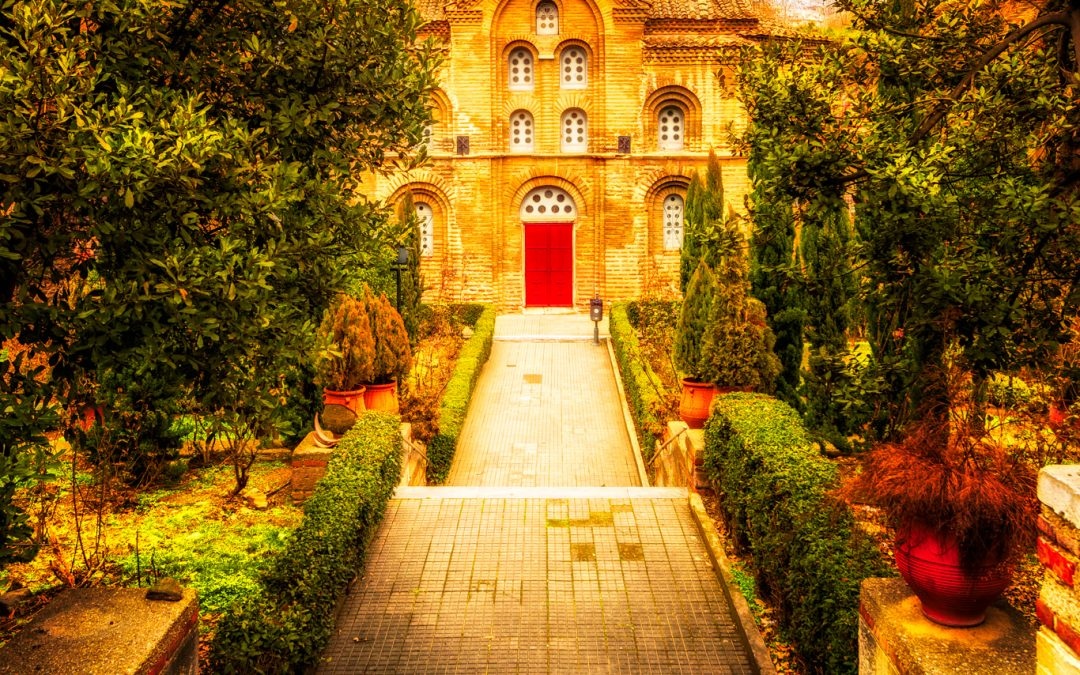 Church of Panagia Chalkeon | Thessaloniki, Greece