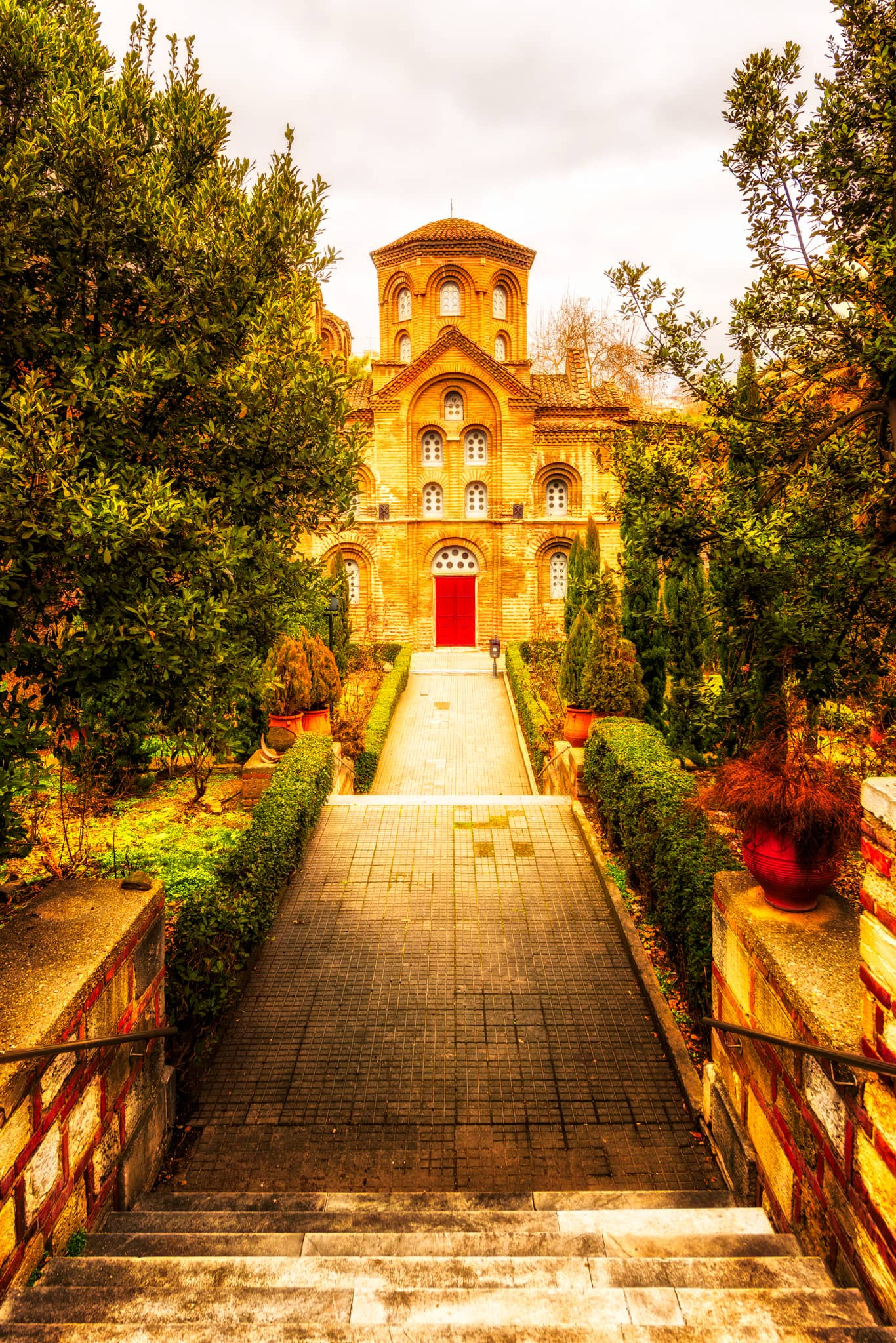 Church of Panagia Chalkeon | Thessaloniki, Greece