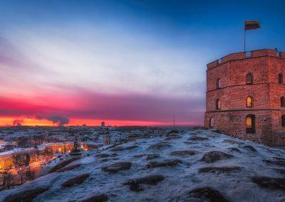 Vilnius Castle | Vilnius, Lithuania