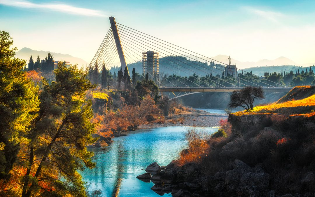 Podgorica – feeling of Montenegro culture in modern world