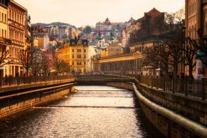 Karlovy Vary or Carlsbad – The Ultimate Czech SPA Town. A Visit of the famous warm springs.