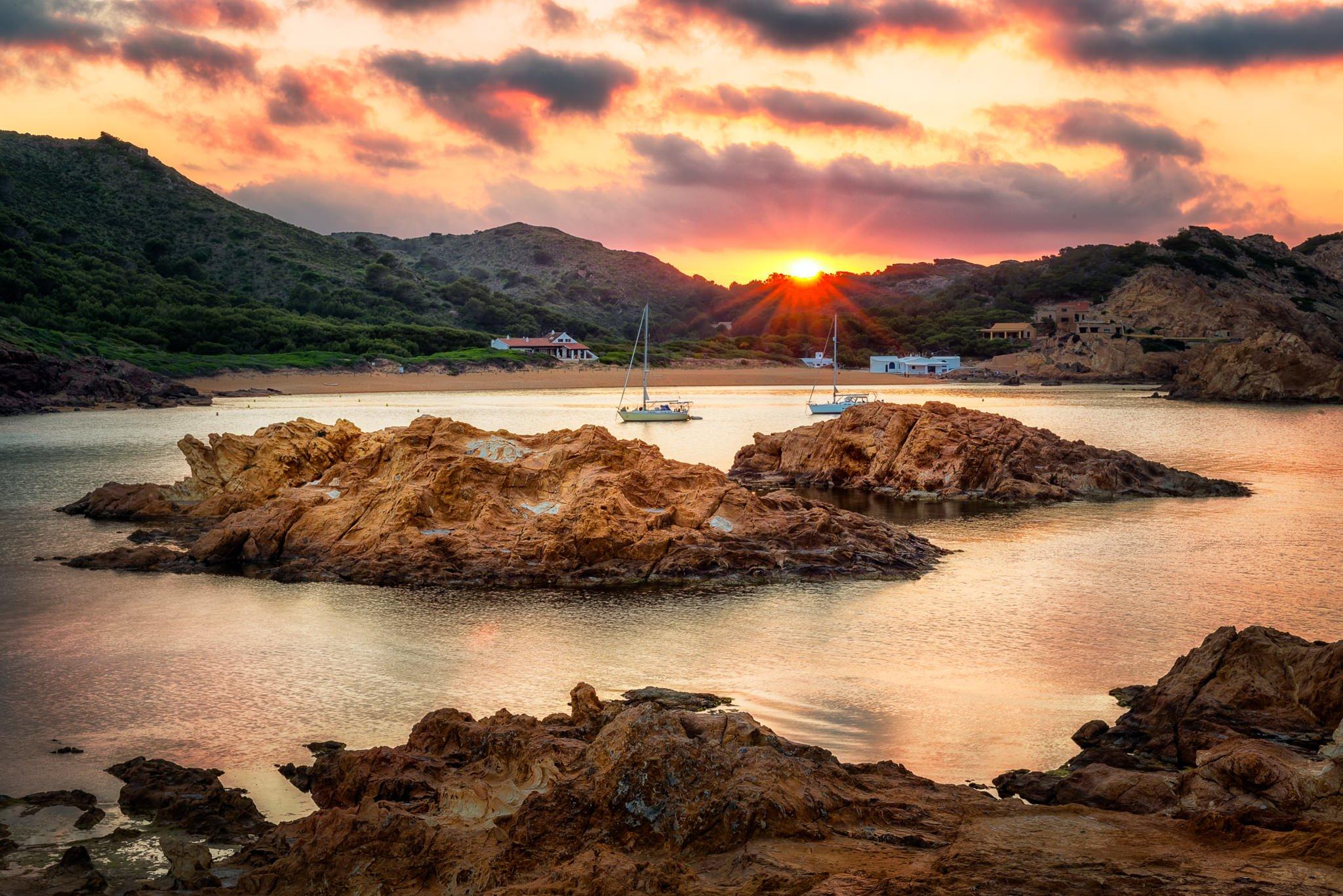 Rocky Beach | Menorca, Spain