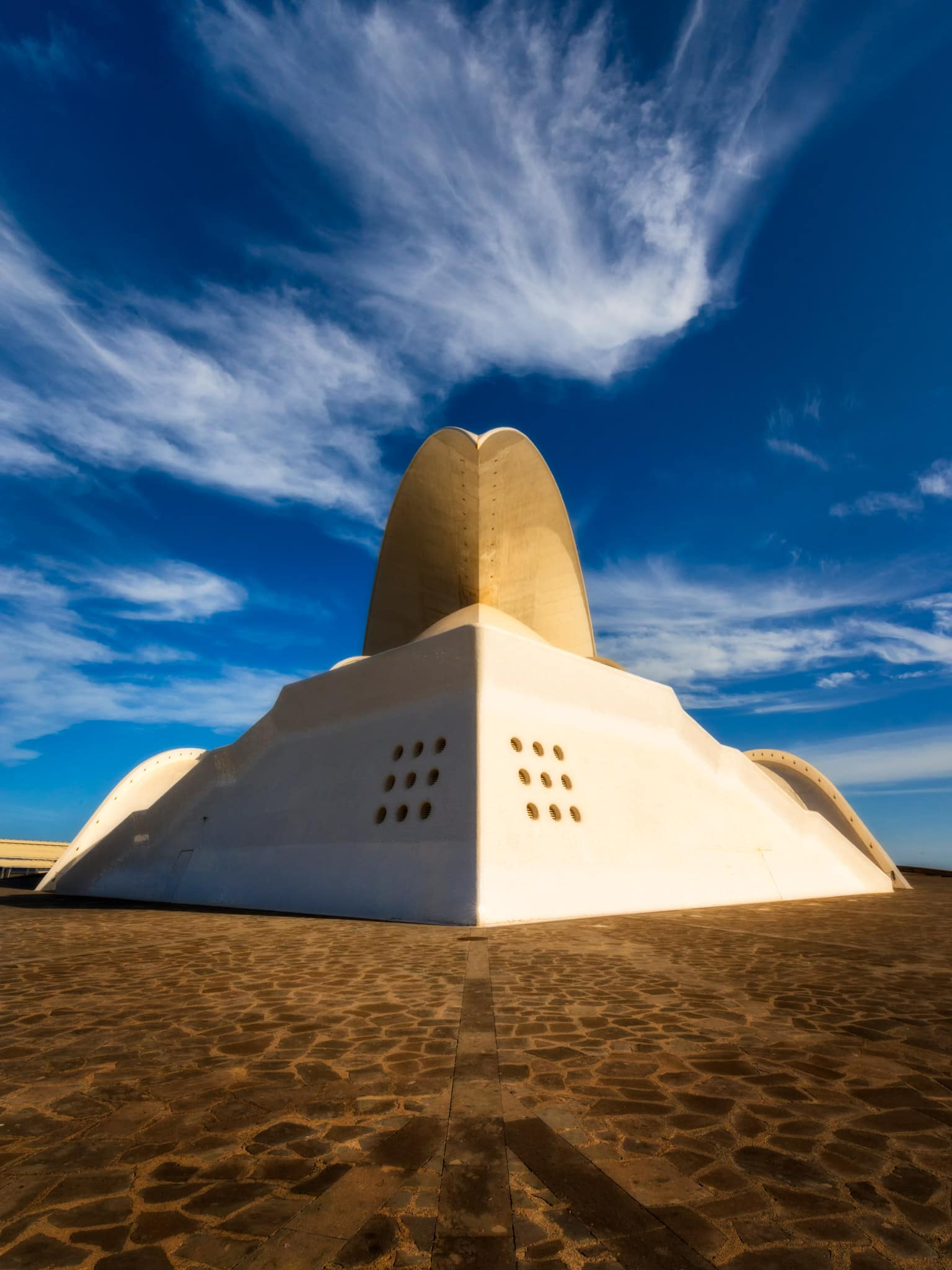 Auditorio de Tenerife | Santa Cruz, Spain