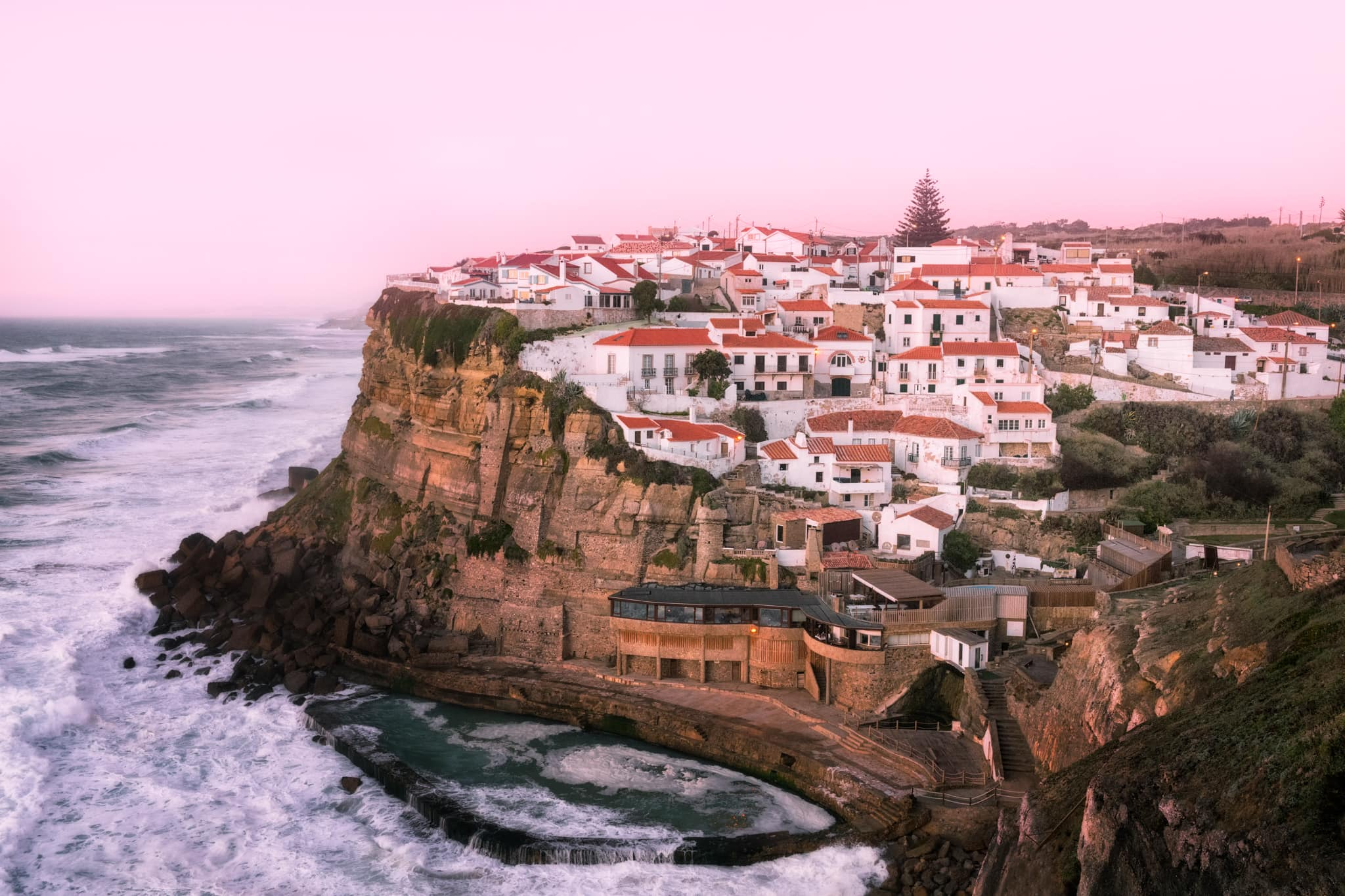Ansichten von Azenhas do Mar | Portugal
