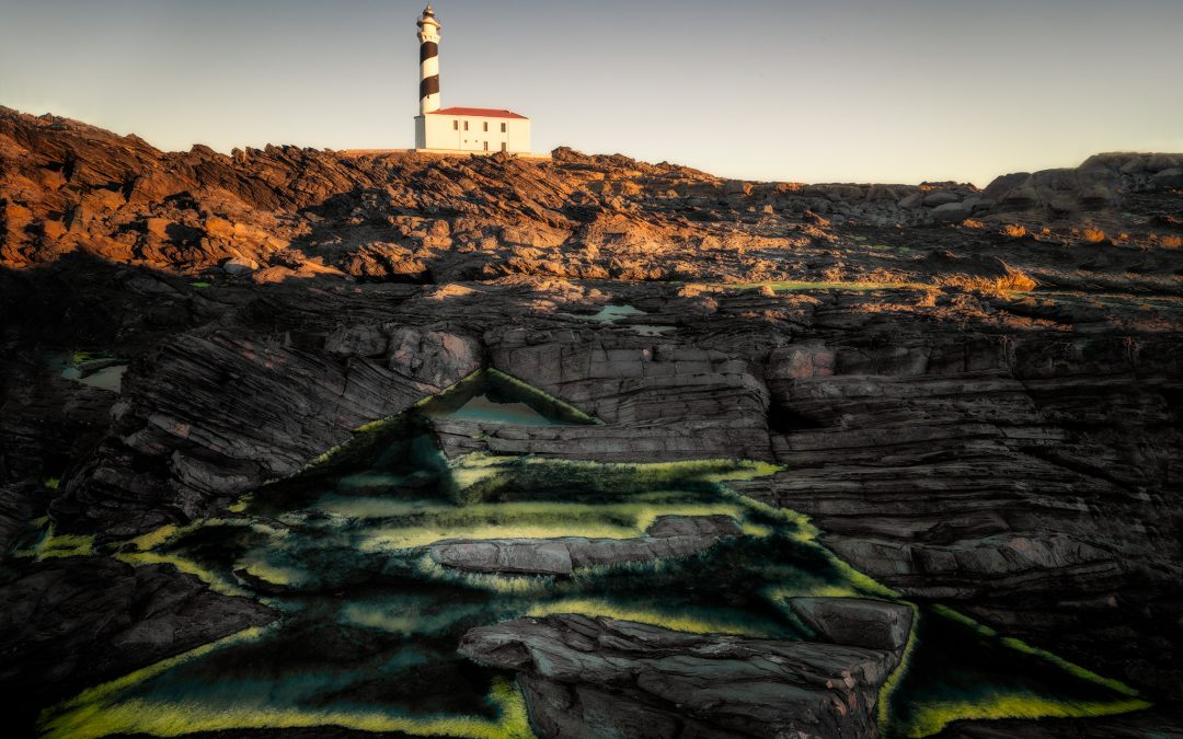 The Favàritx Lighthouse   Menorca, Spain