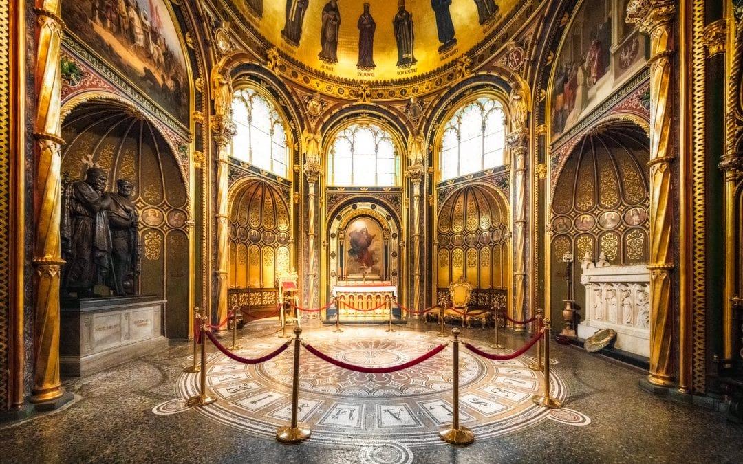 Catedral de Poznan – Capela Dourada | Poznan, Polónia