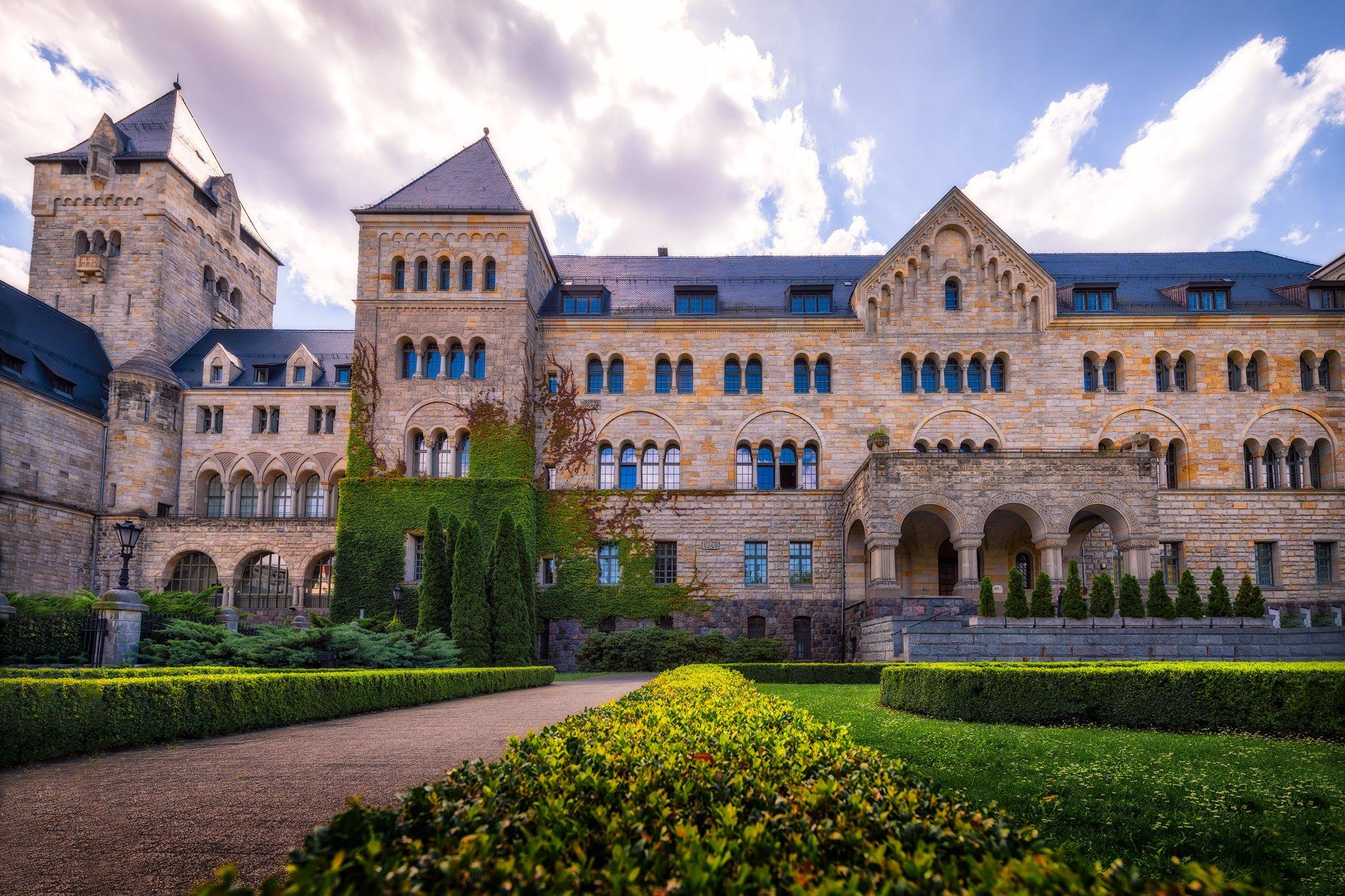 Zamek Cesarski w Poznaniu |Polska