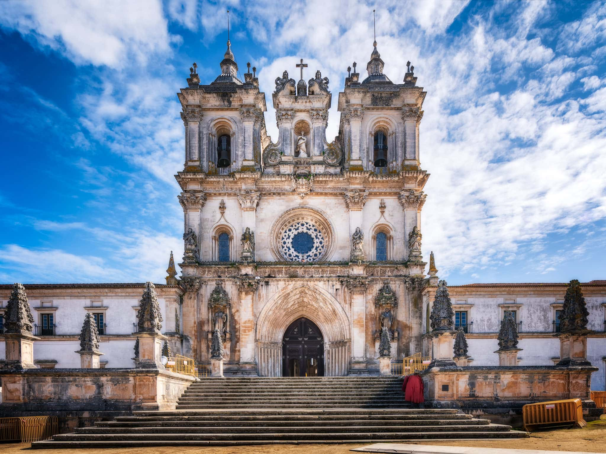 : Cistercian Abbey of Alcobaça (church and monastery); Portugal