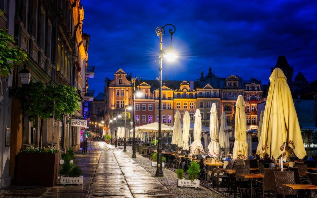 Poznan by night | Poland