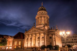 French Cathedral in Berlin, Germany