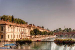Port of Peschiera del Garda | Italy