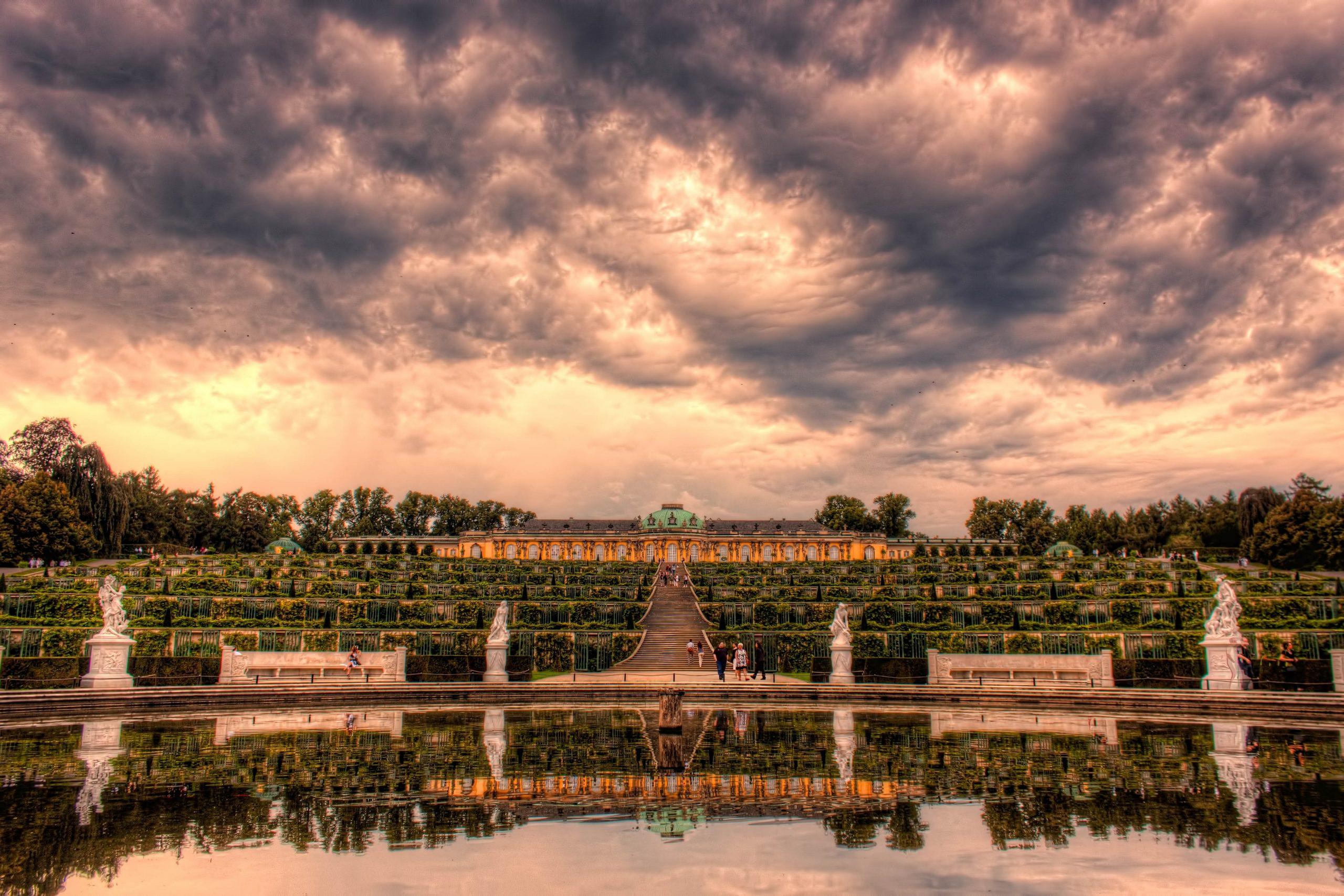 Potsdam Sanssouci, Germany